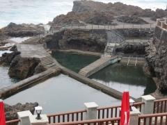 Naturschwimmbecken La Fajana bei Barlovento