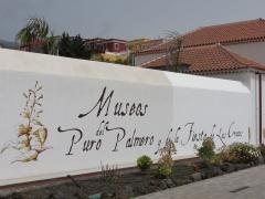 Zigarrenmuseum Museos del Puro Palmero y de la Fiesta de Las Cruces, Brena Alta
