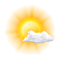 Heute:  Tagsüber - Sunshine and clouds mixed. High 23C. Winds light and variable. Nachts - Some clouds this evening will give way to mainly clear skies overnight. Low 19C. Winds light and variable.