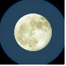 Aktuell - Druck: 1016 mbar - Feuchte: 79% - Sichtbarkeit: 10.0km - Taupunkt: 11°C -  Sonnenaufgang um 07:40 Uhr  - Sonnenuntergang um 20:41 Uhr - Taglänge: 13:01h - Mondphase: Zunehmend nach Neumond (erstes Viertel)