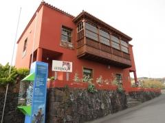 Weinmuseum Casa Museo del Vino in Las Manchas