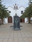 Garafia - Kirche & Denkmal
