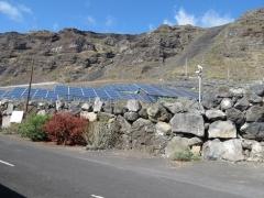 Solarversuchsanlage